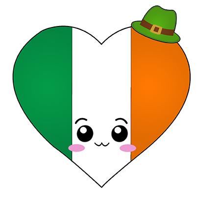 Saint Patrick messages sticker-2