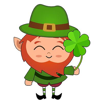 Saint Patrick messages sticker-0