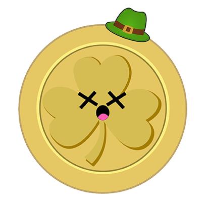 Saint Patrick messages sticker-8