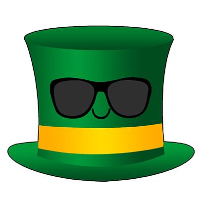 Saint Patrick messages sticker-1