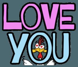 Stickers: Kirsten's Tweet messages sticker-4