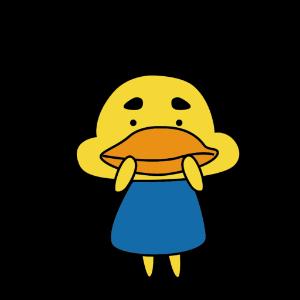 肥肥傲娇鸭 messages sticker-9
