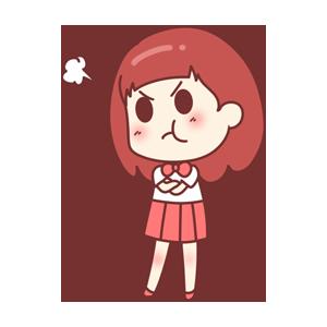 PinkGirl messages sticker-8