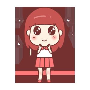 PinkGirl messages sticker-2
