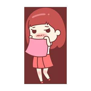 PinkGirl messages sticker-6