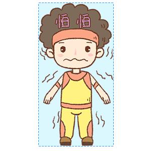 蓬蓬头健美教练 messages sticker-9