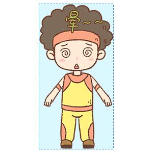 蓬蓬头健美教练 messages sticker-4