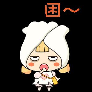 幽默饺子 messages sticker-0