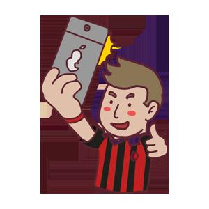 踢球先生 messages sticker-7