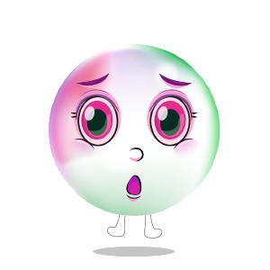 Cartoons Bubble messages sticker-4