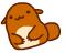Cute Biu messages sticker-9
