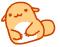 Cute Biu messages sticker-6