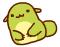 Cute Biu messages sticker-0
