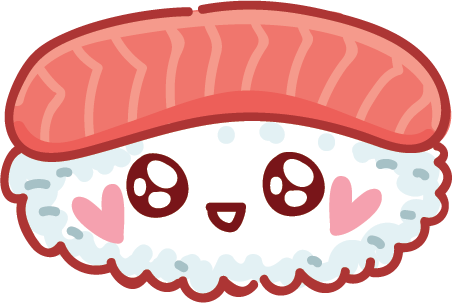 Kawaii Stickers - Food messages sticker-5