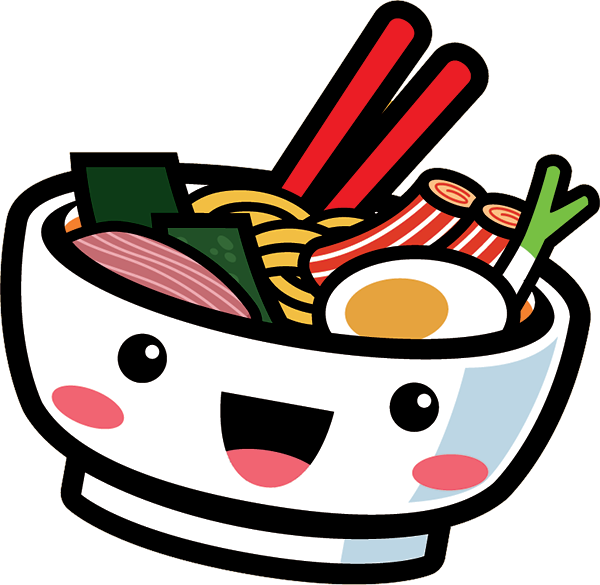 Kawaii Stickers - Food messages sticker-4