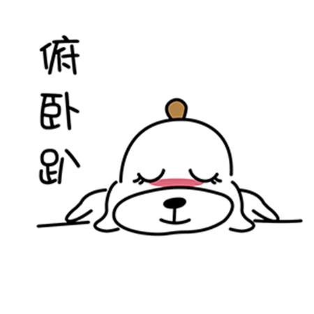 暖心宠儿泰迪 messages sticker-5
