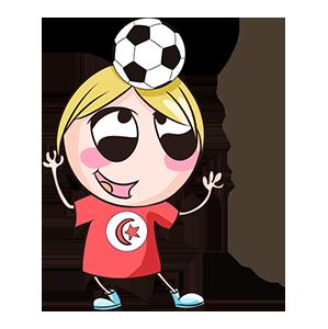 宝宝踢球SHOW messages sticker-6