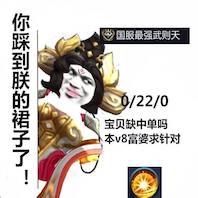 王者搞笑聊天神器 messages sticker-3