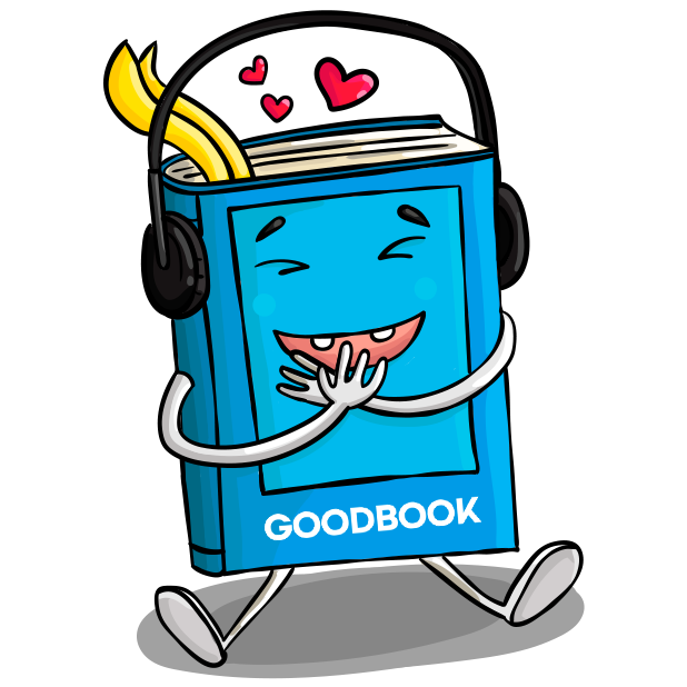 Goodbook - Books Key Insights messages sticker-6