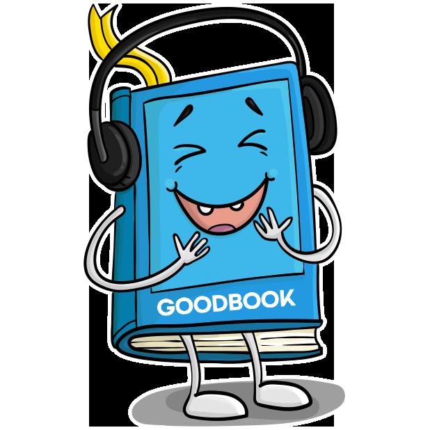Goodbook - Books Key Insights messages sticker-7