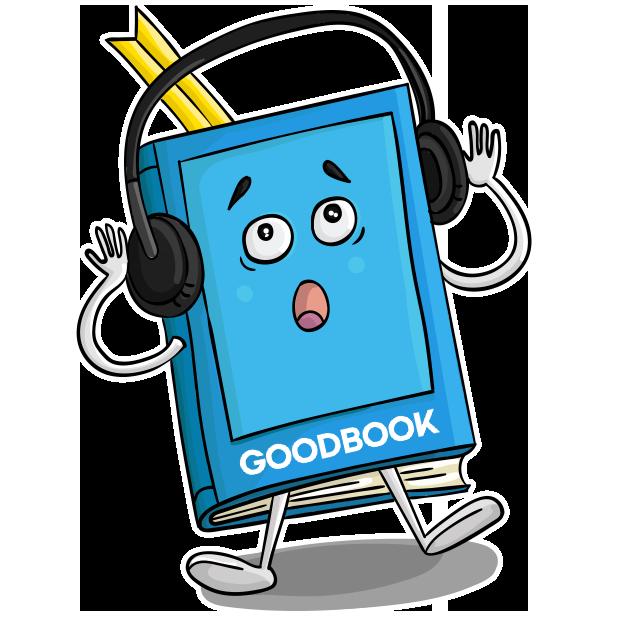 Goodbook - Books Key Insights messages sticker-5