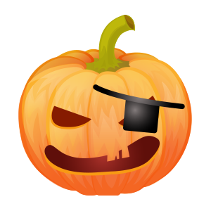 Halloween Pumpkin Lantern messages sticker-4