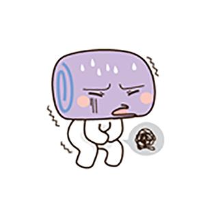 Cute Little Hammer messages sticker-6