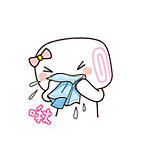 Cute Little Hammer messages sticker-0