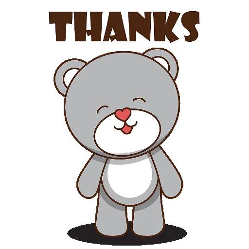 LittleBear-editor messages sticker-1