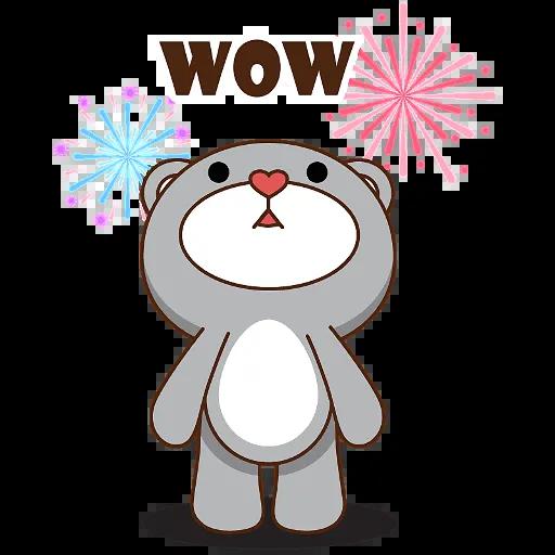 LittleBear-editor messages sticker-0