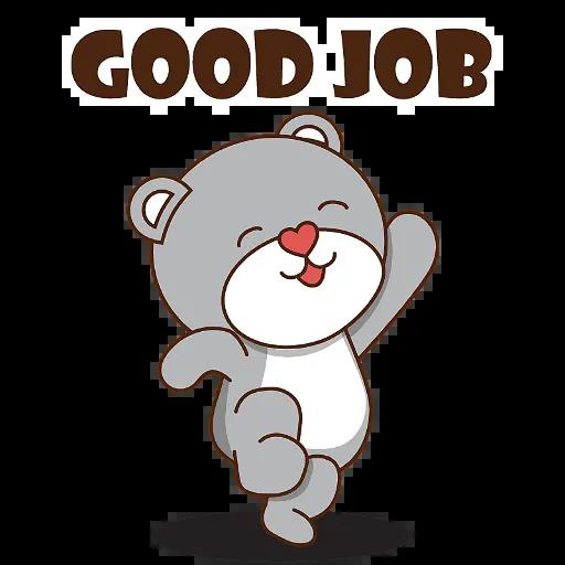 LittleBear-editor messages sticker-4