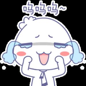 Q头馒馒 messages sticker-2
