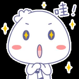 Q头馒馒 messages sticker-5