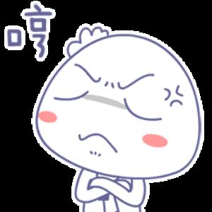 Q头馒馒 messages sticker-7