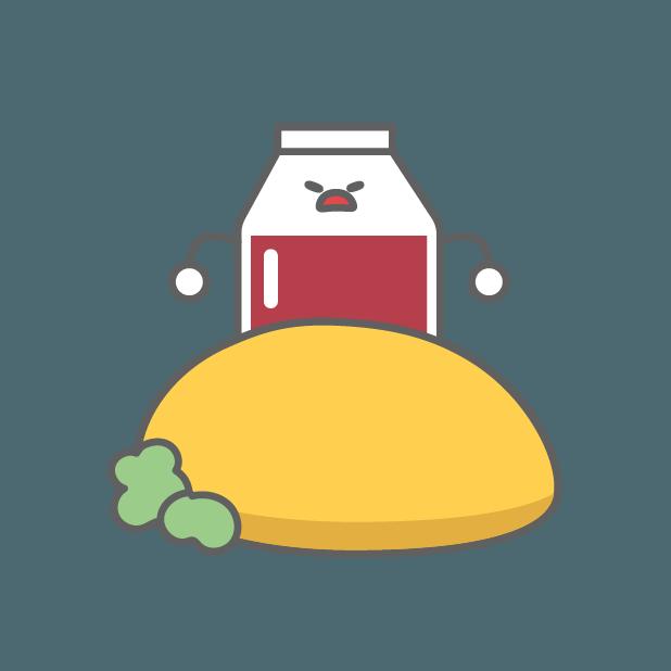 Food - sticker messages sticker-5
