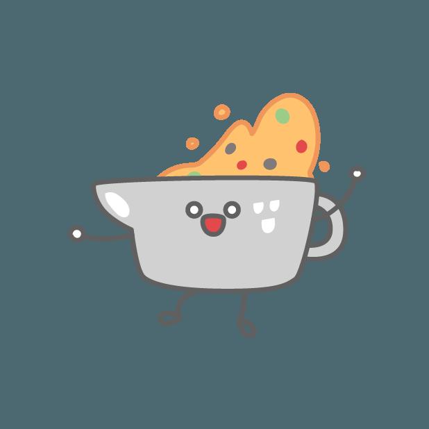 Food - sticker messages sticker-0