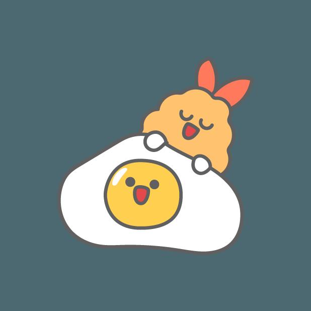 Food - sticker messages sticker-1