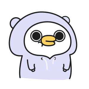 可爱动漫鸭 messages sticker-8