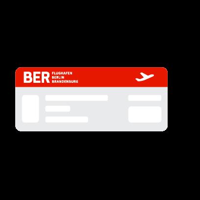 Berlin Airport Stickers messages sticker-2