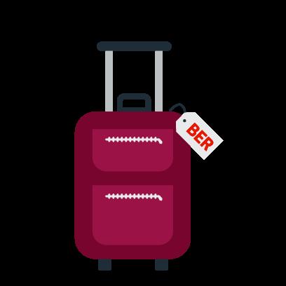 Berlin Airport Stickers messages sticker-6