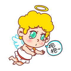 光环助手-Emoji messages sticker-2
