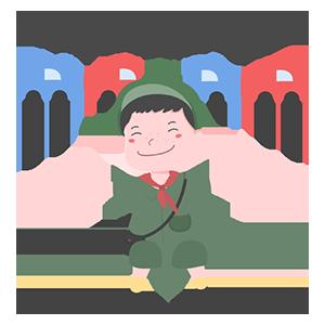 小小安全员 messages sticker-2