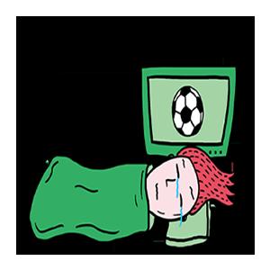 踢球少年SHOW messages sticker-8
