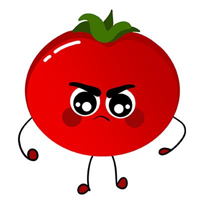 Veggies: Food Stickers messages sticker-1