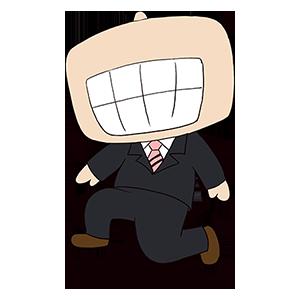 职场丽人方方 messages sticker-2
