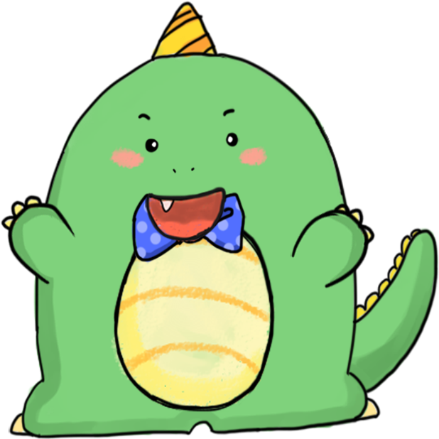 Smelly Dragon messages sticker-6
