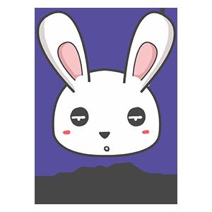 兰兰兔儿飘 messages sticker-2