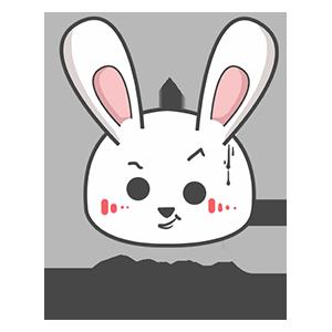 兰兰兔儿飘 messages sticker-8