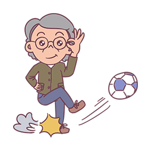 Ever-changing old man messages sticker-8
