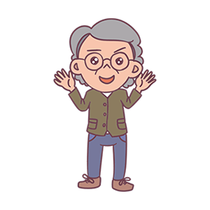 Ever-changing old man messages sticker-1